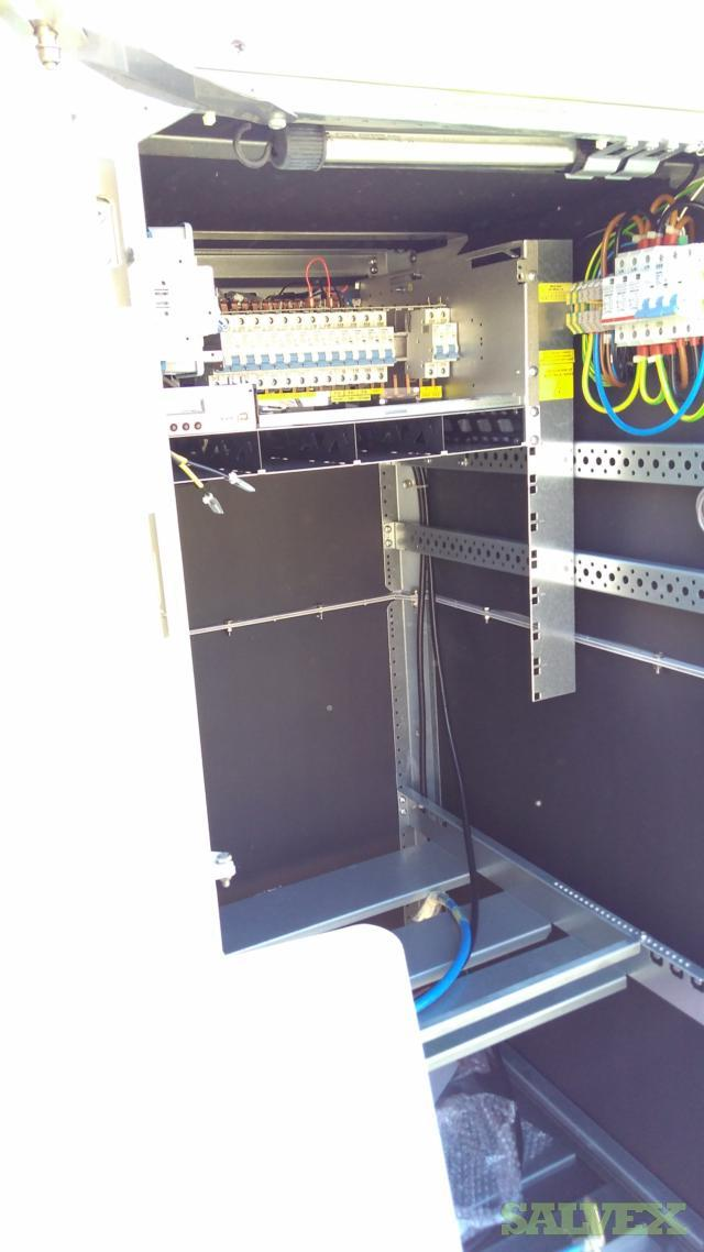 Eltek 10Kva, 8Kw, 48V Outdoor Power Supply UPS Battery PSU Cabinets, Enclosure, Shelters (6 Units)