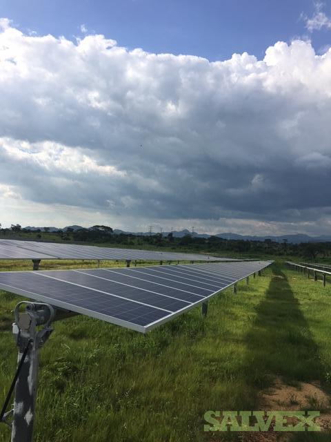 305W Crystalline PV Module Solar Panels - 4,970 panels