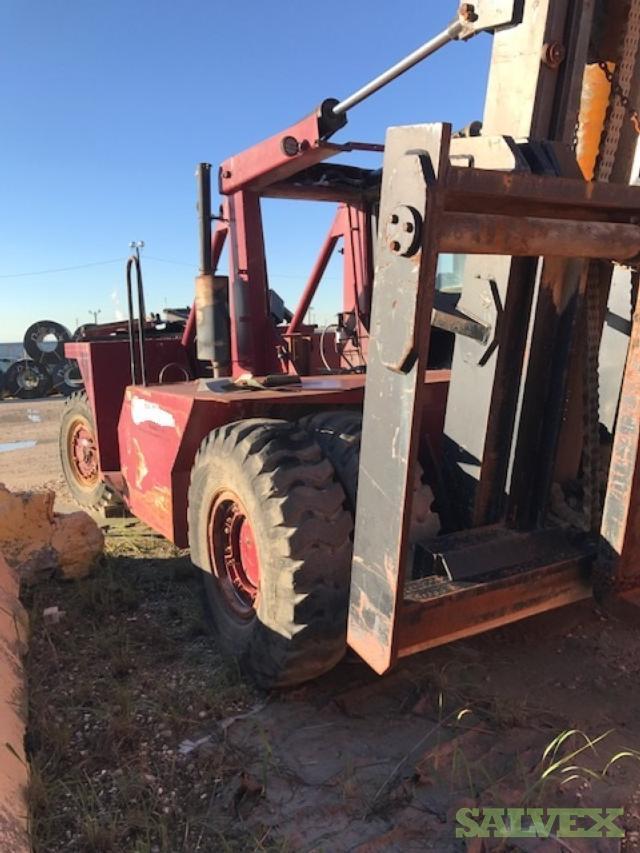 Taylor 9332 Forklift 1971