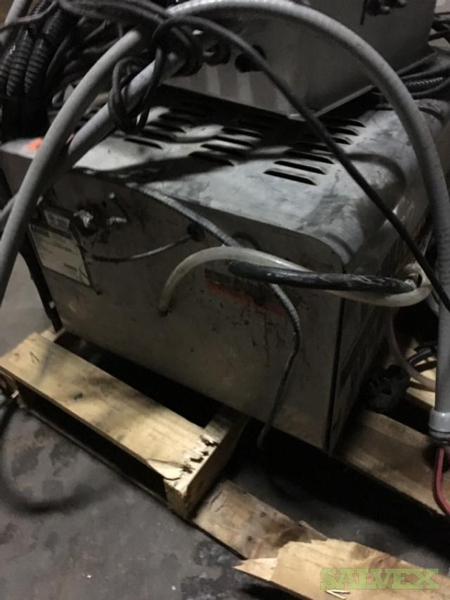 Landa Cleaning Systems SEA 4-2000 Pressure Washer