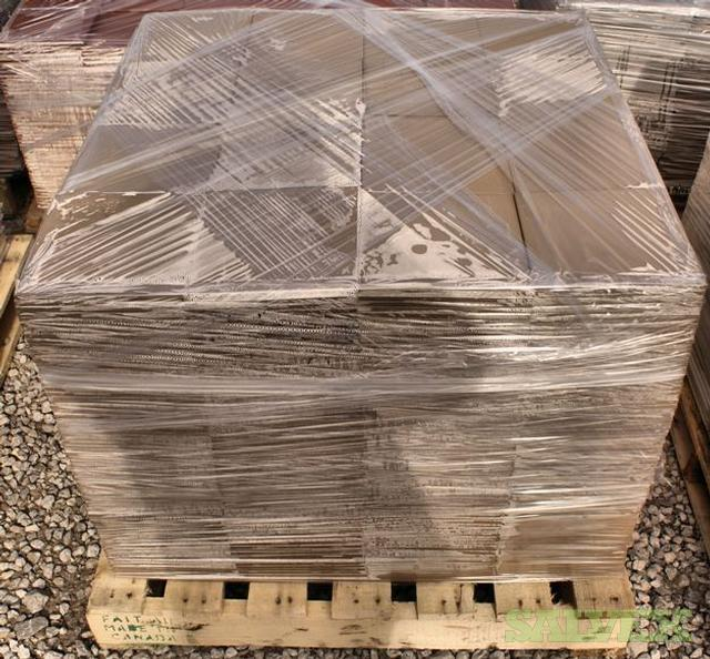 Porcelain Tile Mixed Sizes, B/C Grade, 43,000 Lbs  (Approx 9,000 Ft)