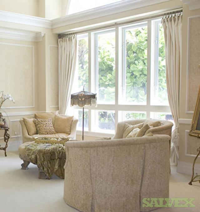 Curtain And Drapery Made in USA - 855 Units