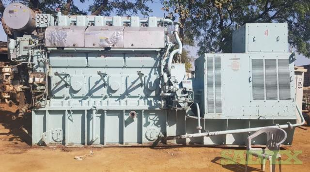 Daihatsu Diesel Generator 2250 KVA