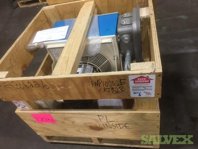 Chromalox Explosion Proof Heater 10KW / 575V / 3 Phase