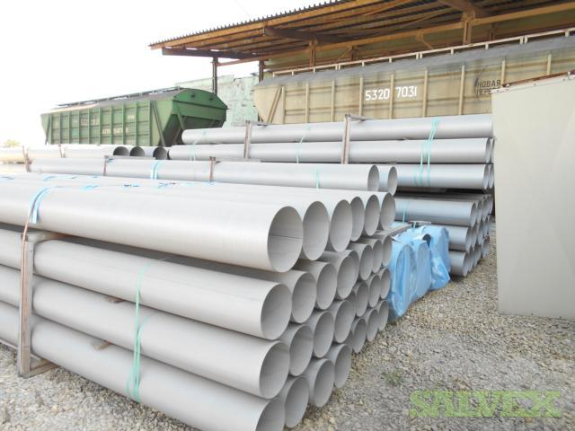 Welded Stainless Steel Tubes, Canceled Project Never Used (Outokumpu Steel)
