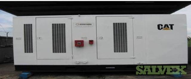 Caterpillar 3406 Generator Sets (2 Units)