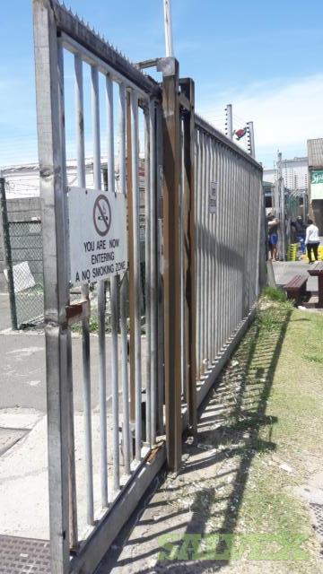Automatic Gate 6m x  2-1/2m