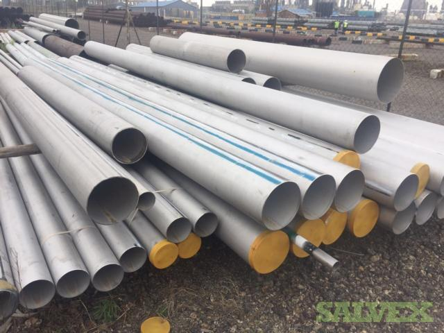 Surplus Pipe (4 6 10 and 20 Stainless Steel)