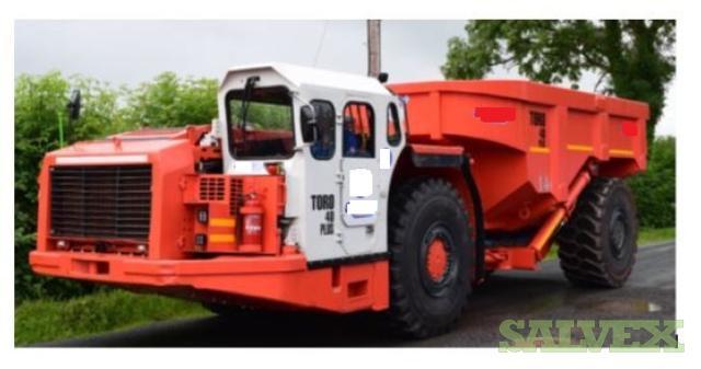 Underground Trucks (12 Trucks)