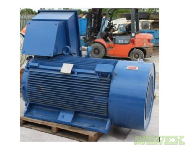 ABB HXR 450 LG4 Induction Motor 650 kW