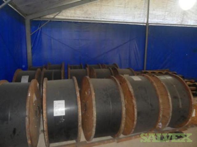 Teldor Singlemode Fiber Optic Cable (91,240 Meters)
