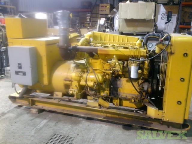 1980 Caterpillar 180 kw Generator