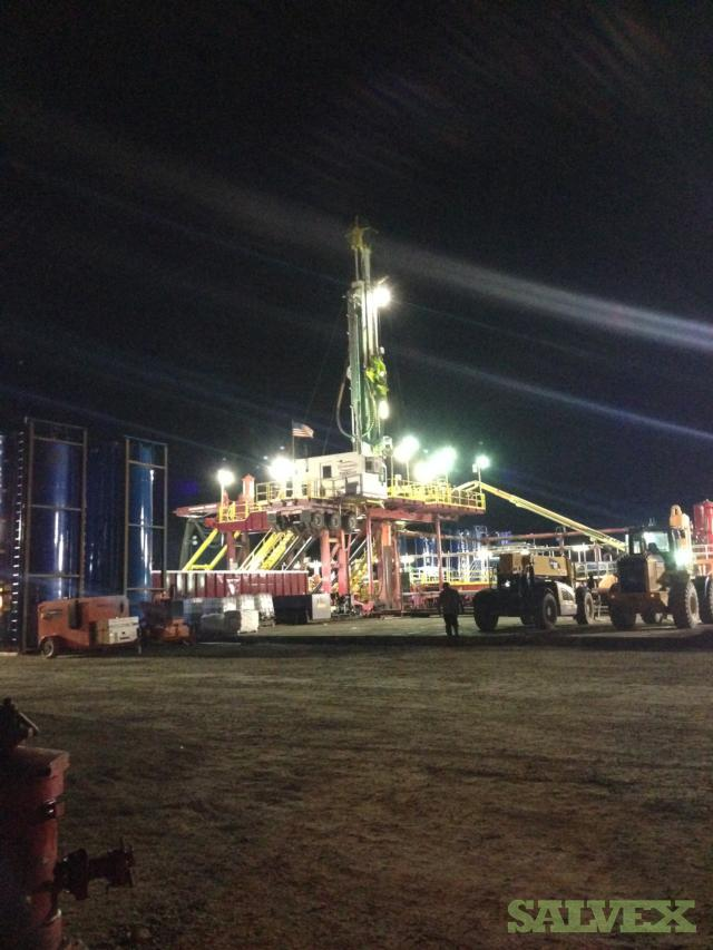 Schramm T500XD Drilling Rig