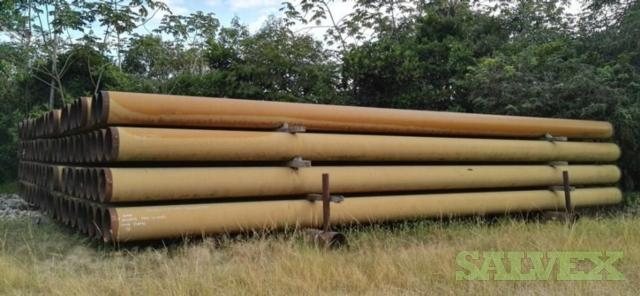 20 0.375WT X65 ERW Surplus Line Pipe (36,440 Feet)