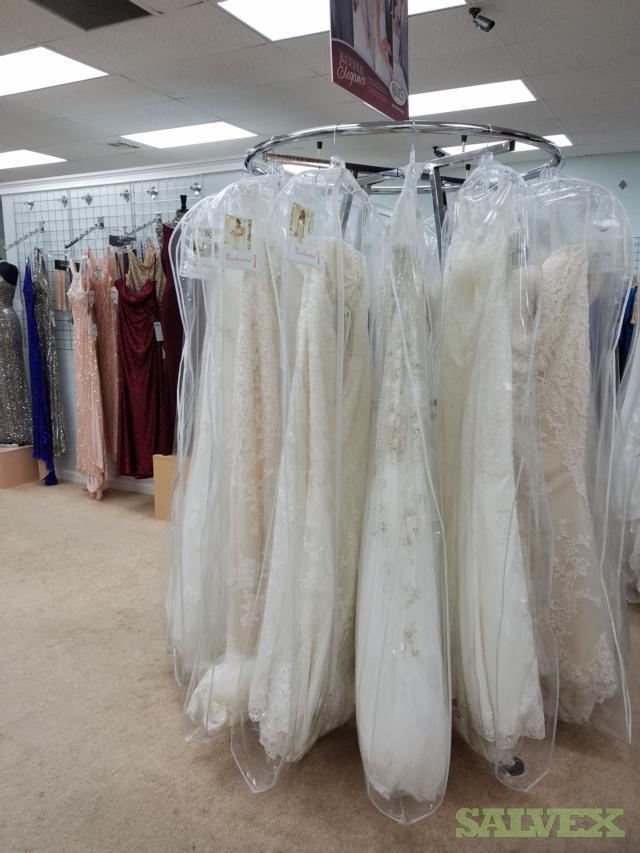Wedding Gowns and Formals by Kitty Chen, Stella York, Sweetheart, Sincerity, Bonny, and Miia Solano