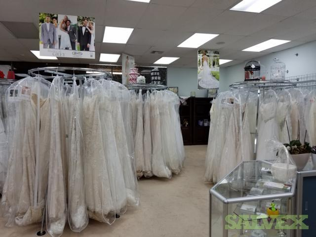 Wedding Gowns and Formals by Kitty Chen Stella York Sweetheart Sincerity Bonny Miia Solano
