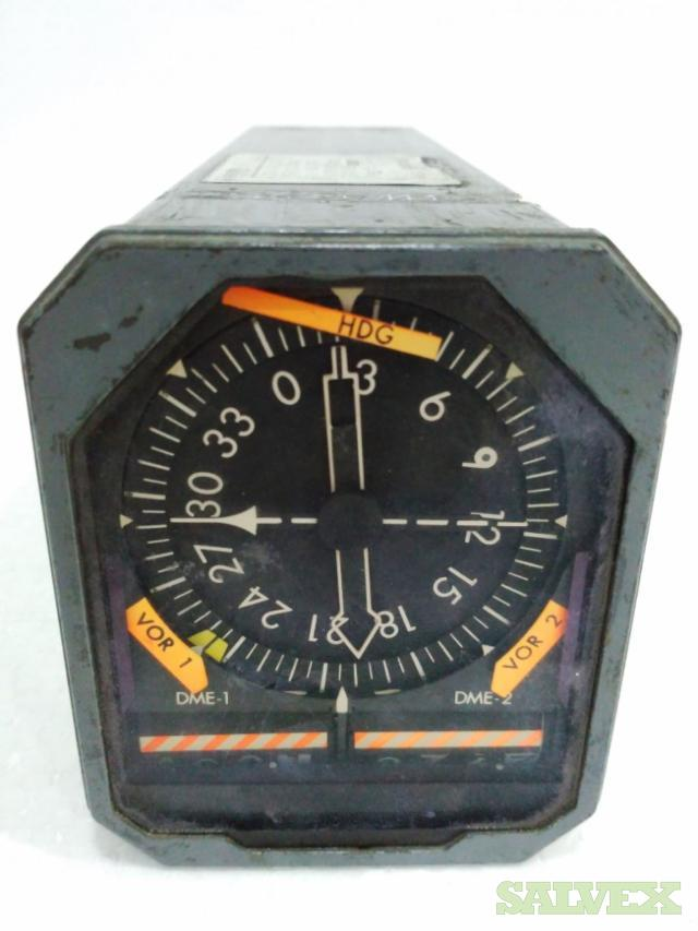 McDonnell Douglas DC-10 Flight Instruments (As Removed)