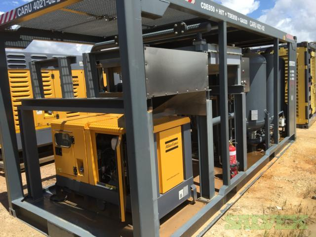 Atlas Copco CDE850 HIT TDE850 Air Dryer
