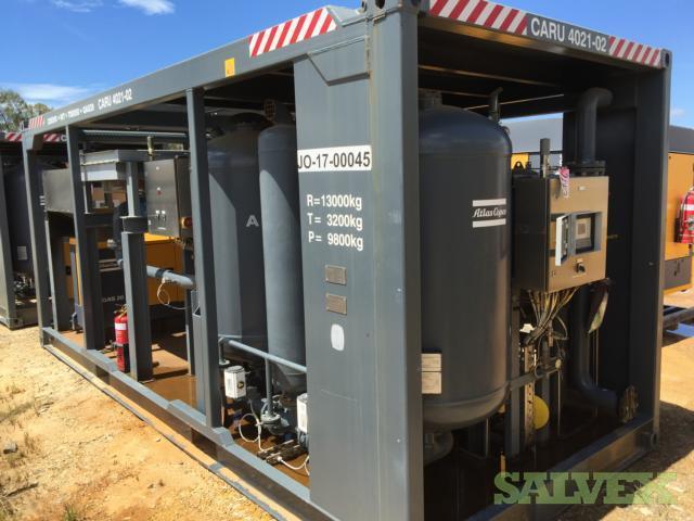 Atlas Copco CDE850 TDE850 HP Heatless Dryer