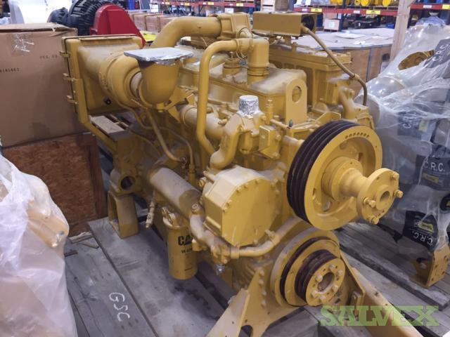 CAT 3406C Engines - New and Refurbished (5 Units)