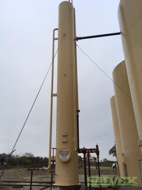 Vapor Recovery Towers 41 Units Salvex