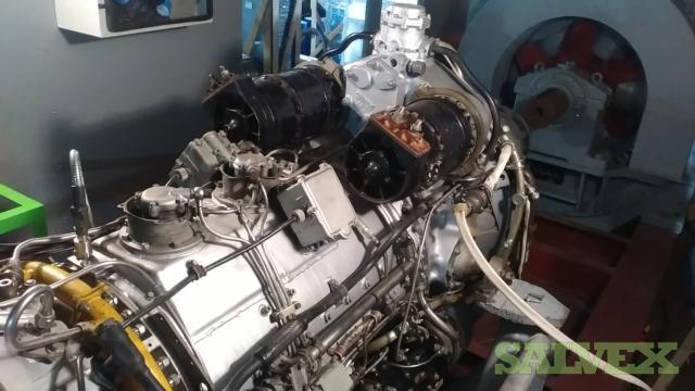 Motor Sich PAES-2500 Gas Turbine Power Generating Unit