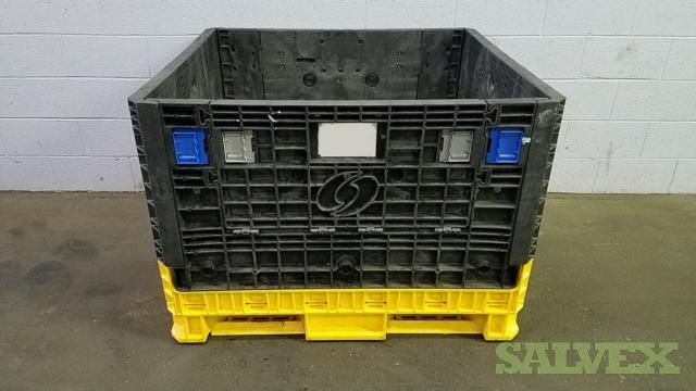 Used Collapsible Containers - 45x48x34