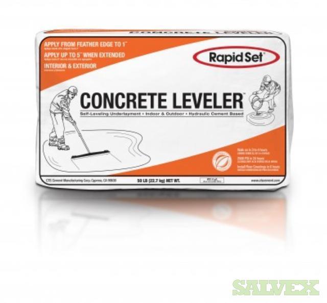 Rapid Set CTS Concrete Leveler (784 Bags)