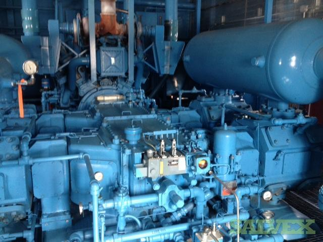 Worthington Compressor (1232 HP) - Waukesha Engine