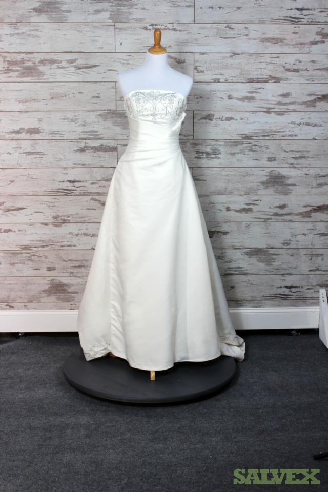 Designer Wedding Gowns (816 Pieces)