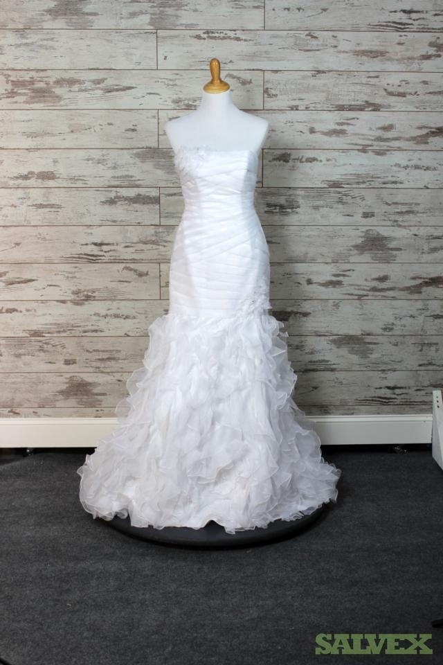 Wedding Gowns Designers range: Vera Wang, Maggie Sottero, Mori Lee and more (QTY 816)