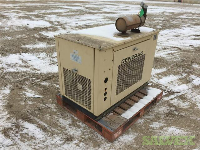 Generac 15 kW Propane / Natural Gas Generator