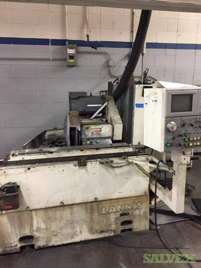 Landis & Glebar CNC Grinding Machines (4 Units )