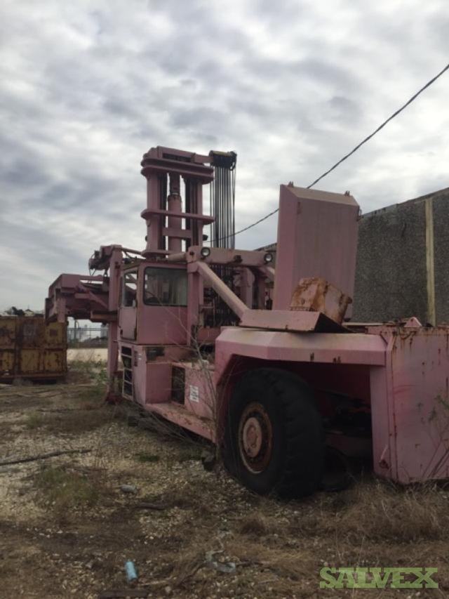 Taylor Machine Works Industrial Lift Truck (1 Unit)