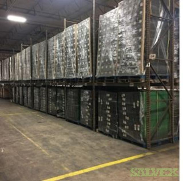Fluorescent and Led Panel Light Bulbs (90 Pallets) - Abandoned Cargo