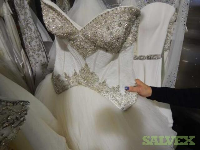 Wedding Gowns and Prom Dresses: Simone Carvalli, Victor Harper, Cristiano Lucci, Ashley & Justin (190 Gowns)