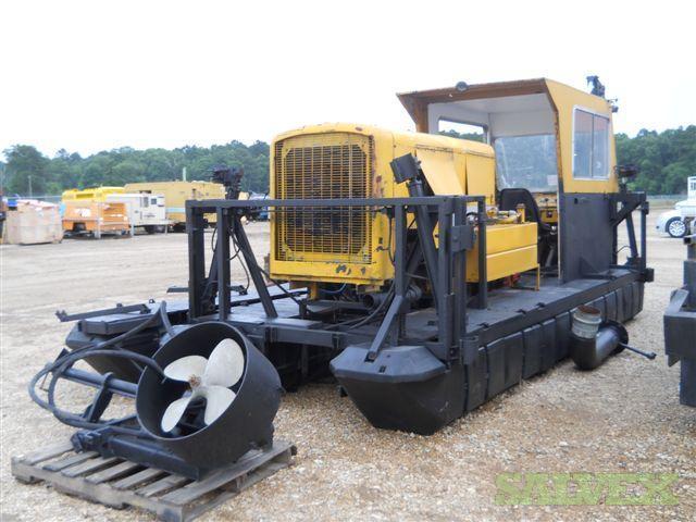 Keene Engineering Nessie 8 Inch Hydraulic Suction Dredge