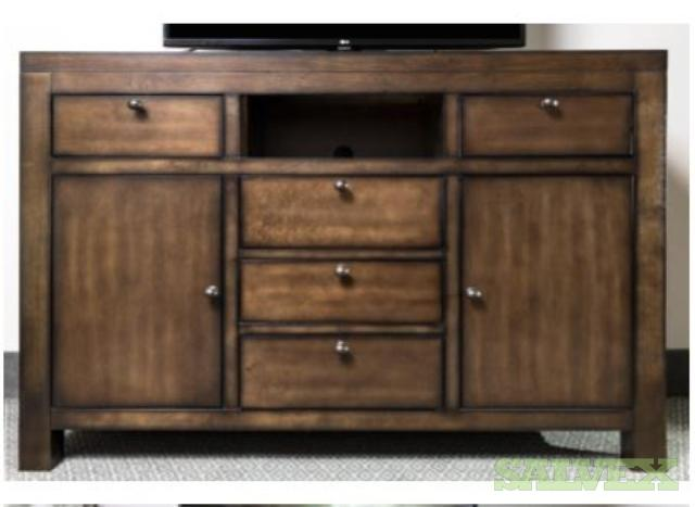Samuel Lawrence Hospitality TV Console Credenzas (80 Units)
