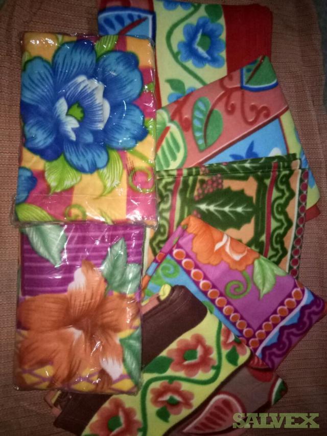 Floral Fleece Blankets Assorted