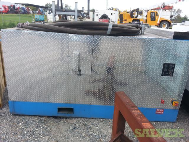 Hydraulic Diesel Pump