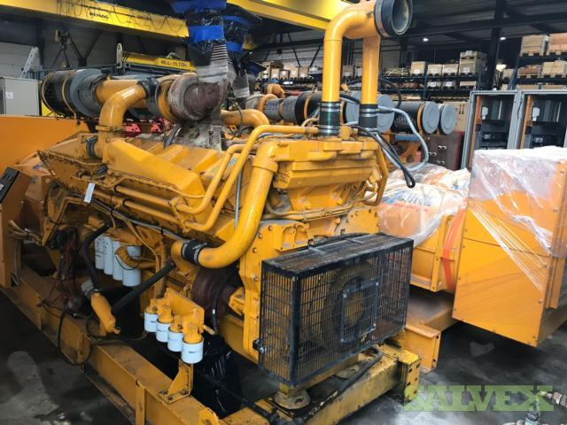Cummins Generators KTA50G3 1400 KW 1994 (3 Units)