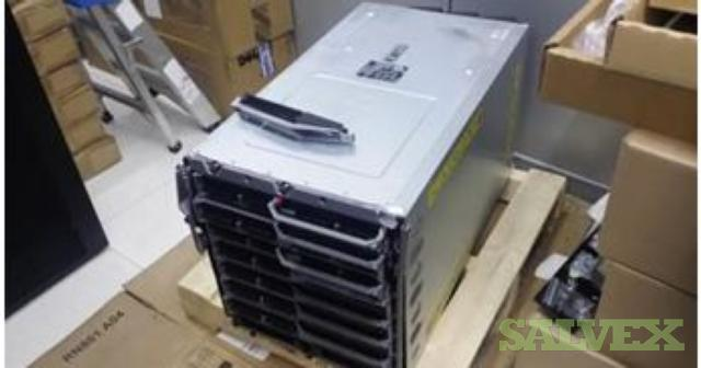 Dell PowerEdge M1000e - BMX01 Server