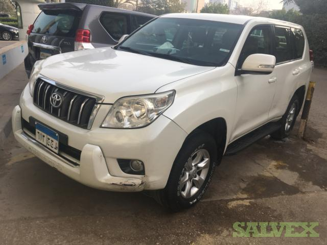 Toyota Prado 2011 (2 Units)