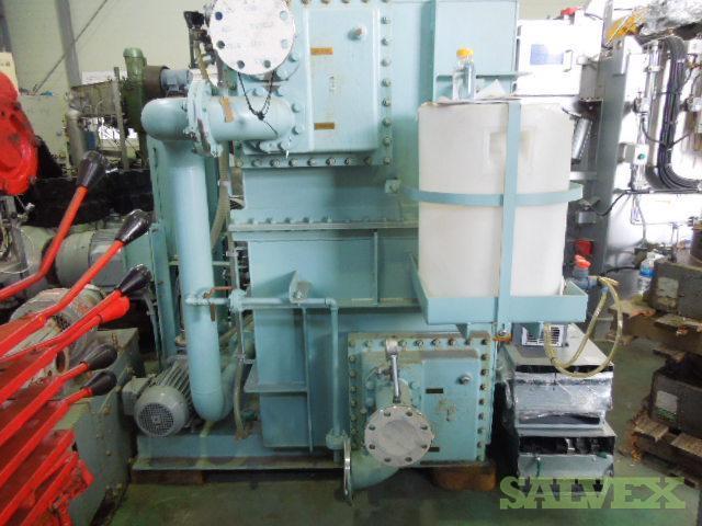 Unused Desalination Equipment (Fresh Water Production Packaging guke)