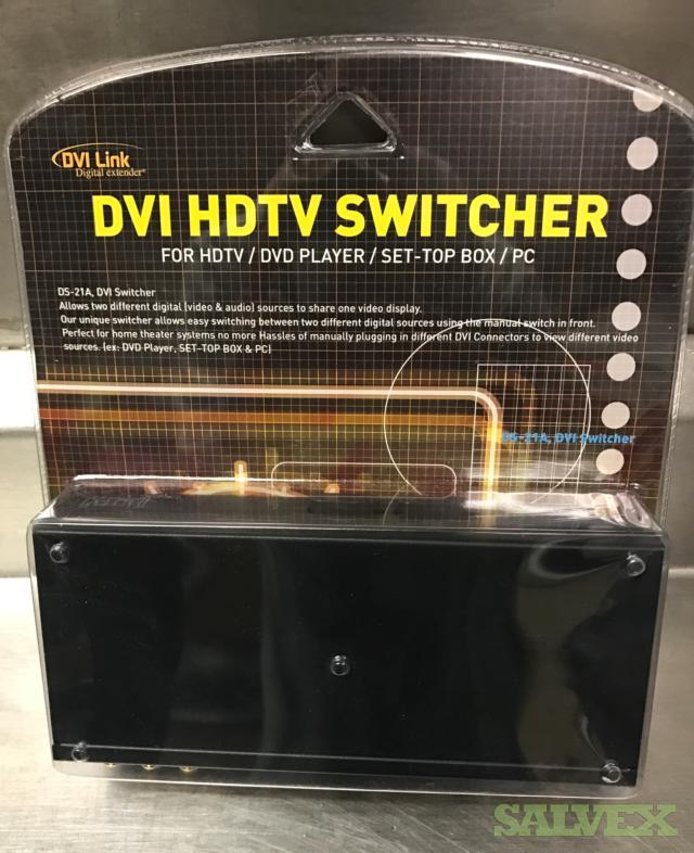 RtCom Digital Extender DS-21A Switcher - 3,898 Pieces