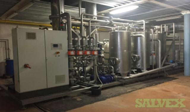 Reverse Osmosis Recycling Plant