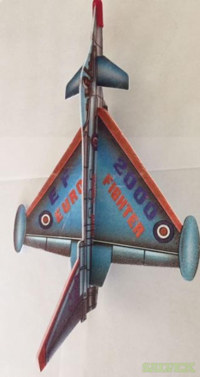 Foam Fighter Plane 9?x12?