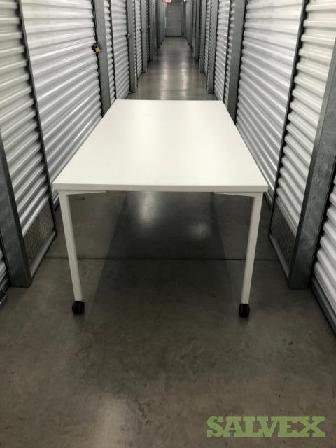 Herman Miller Everywhere Tables 72 x 36 (9 Units)