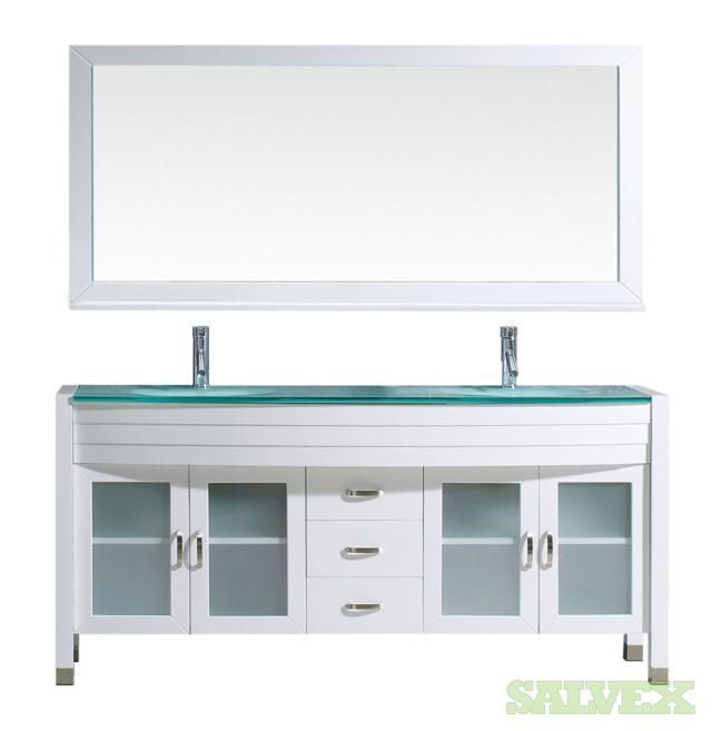 cabinet only: UM-3073-CAB-WH