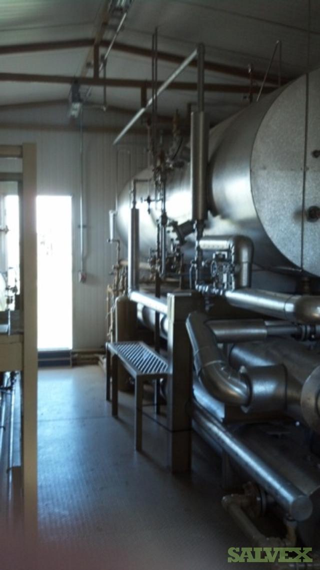 JW Williams 100MM Glycol Dehydration Unit